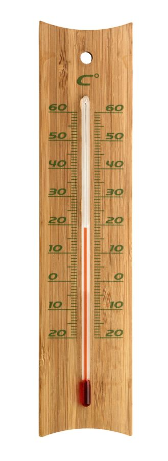 Nástěnný teploměr TFA 12.1049 Bambus