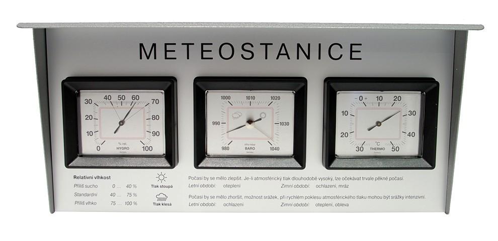Venkovní analogová meteostanice TFA 20.2019