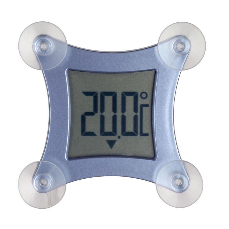 Venkovní digitální teploměr na okno TFA 30.1026 POCO