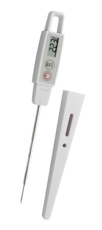 Vpichový digitální teploměr TFA 30.1040 - zeslabený hrot - norma HACCP