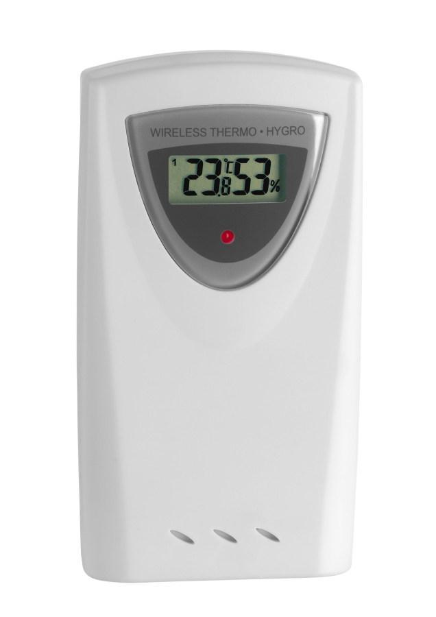 Bezdrátové čidlo teploty a vlhkosti TFA 30.3126