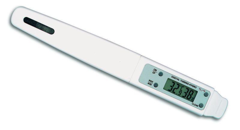 Přenosný teploměr s vlhkoměrem TFA 30.5007