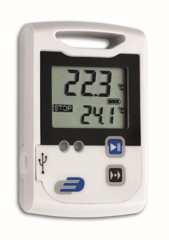 Data logger pro teplotu TFA 31.1039 LOG100