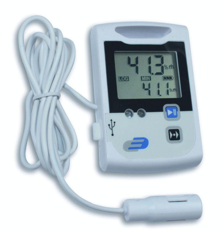 Data logger pro teplotu a vlhkost TFA 31.1045 LOG110-EXF