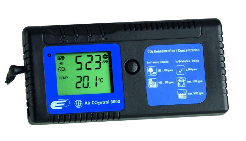 Indikátor CO2 TFA 31.5000 AIRCO2NTROL 3000