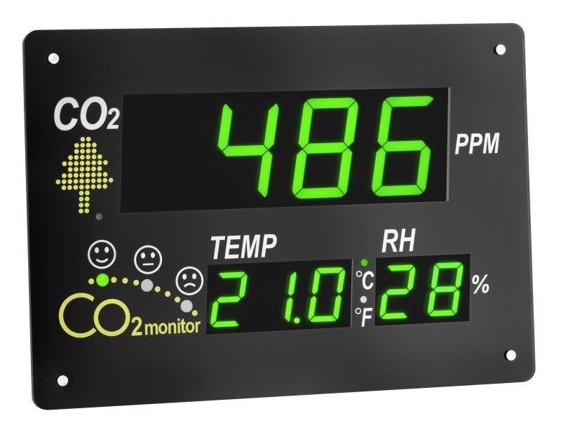 CO2 sledovač TFA 31.5002 AIRCO2NTROL OBSERVER