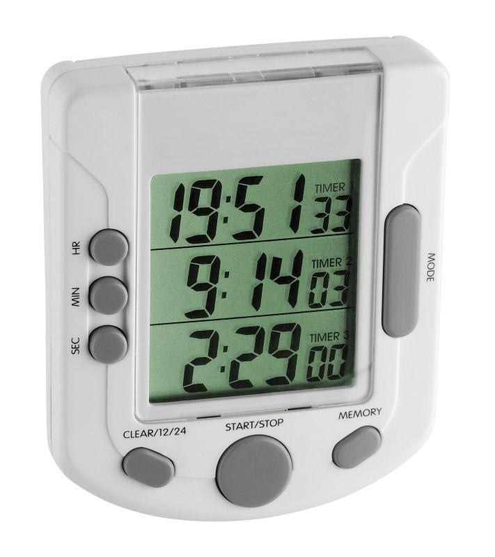 Minutky - 3 časy - TFA 38.2020 TRIPLE TIME