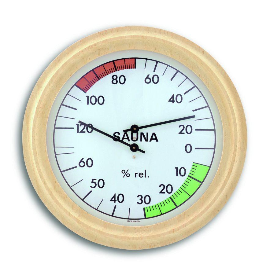 Sauna Kombinace (Teploměr, Vlhkoměr) - TFA 40.1006
