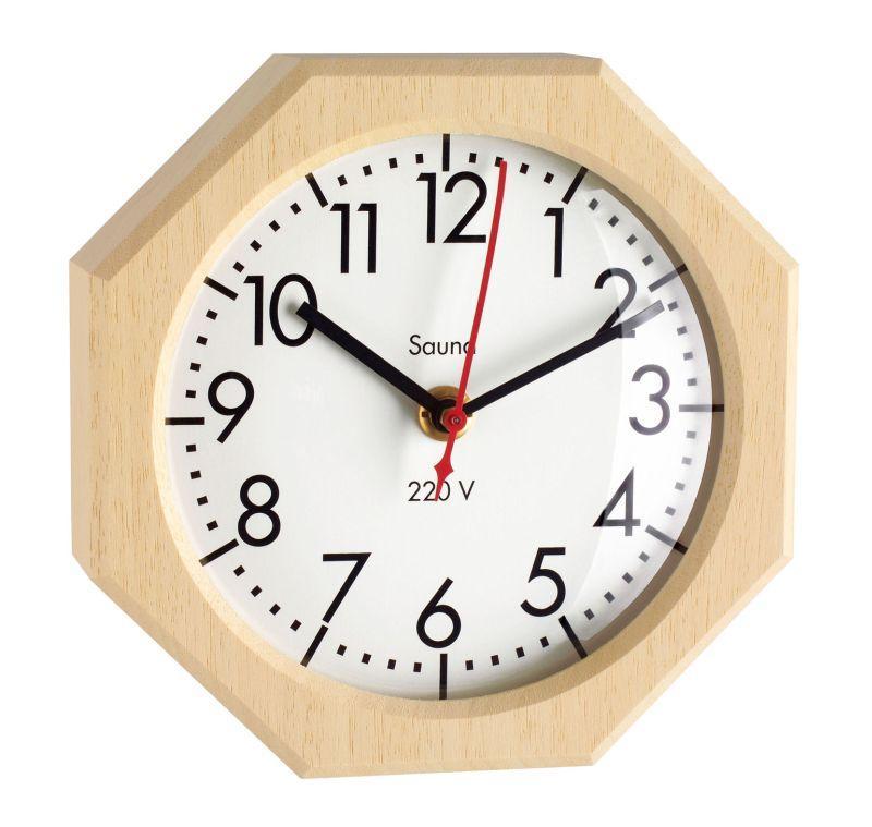 Saunové hodiny TFA 40.1037