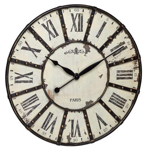 Nástěnné hodiny TFA 60.3039.02 XXL
