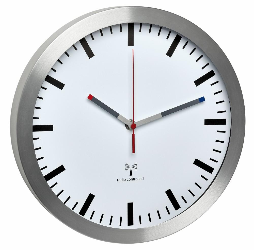 Nástěnné DCF hodiny TFA 60.3528.02 s tichým chodem