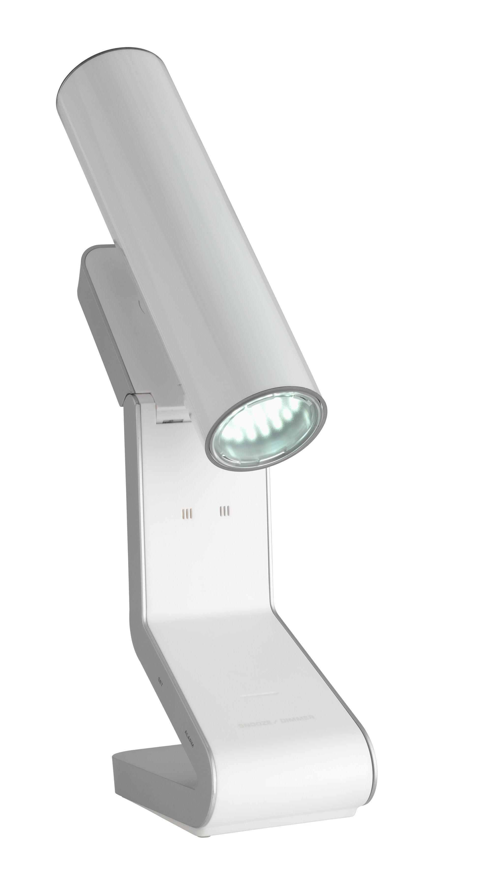 Hodiny s projekcí a LED lampou a teploměrem TFA 60.5004