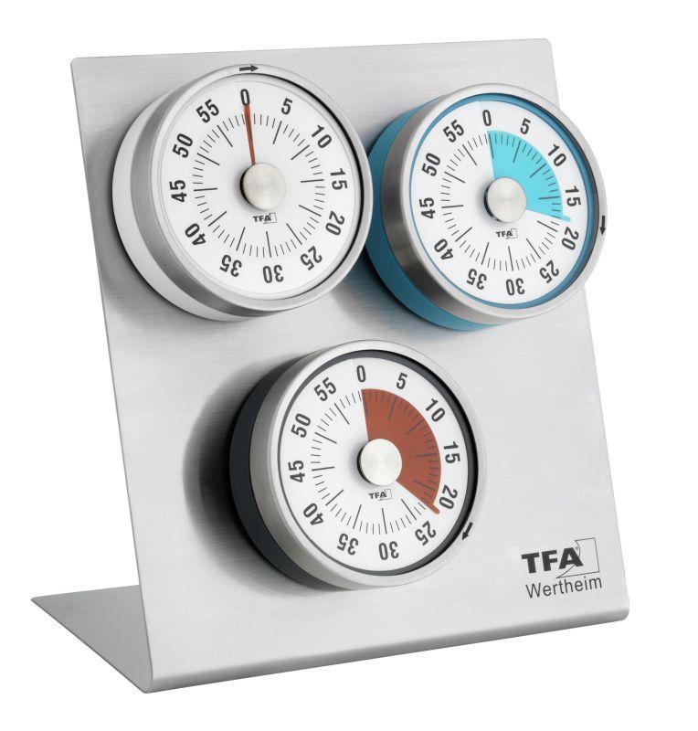 Deska pro minutky s magnetem TFA 98.3047