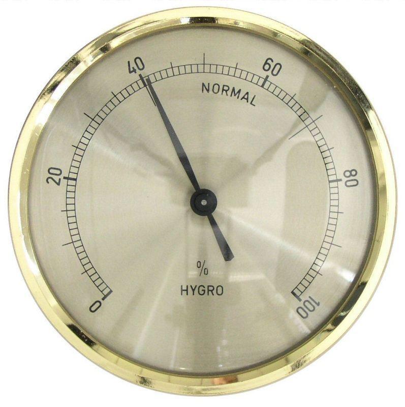 Vlhkoměr 70 mm na zabudování K1.100364
