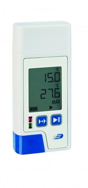 USB Datalogger s displejem pro měření teploty s PDF výstupem - TFA 31.1057.02 LOG200