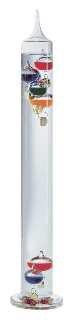 TFA18.1007.01.53 - teploměr Galileo 43 cm - různobarevné kuličky