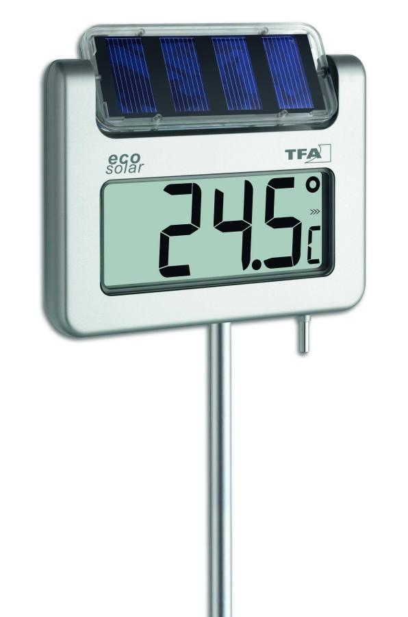 Zahradní solární teploměr TFA 30.2026 AVENUE