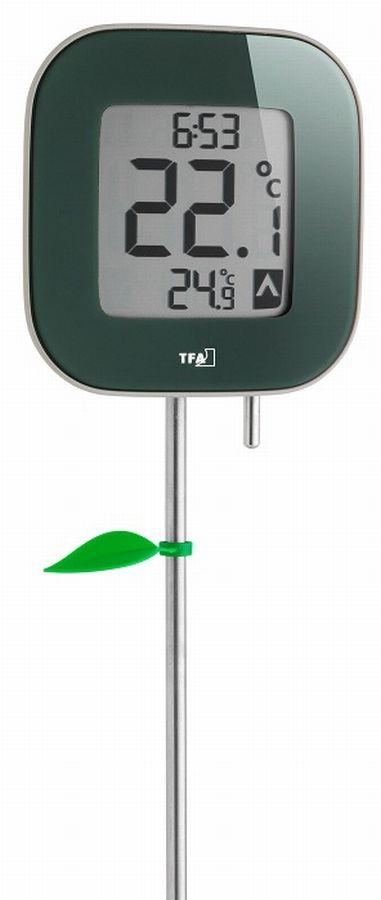 Digitální zahradní teploměr TFA 30.2029.04 FIORA