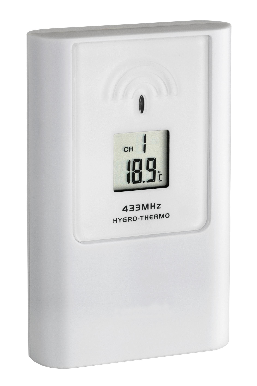 Bezdrátové čidlo teploty a vlhkosti TFA 30.3211.02