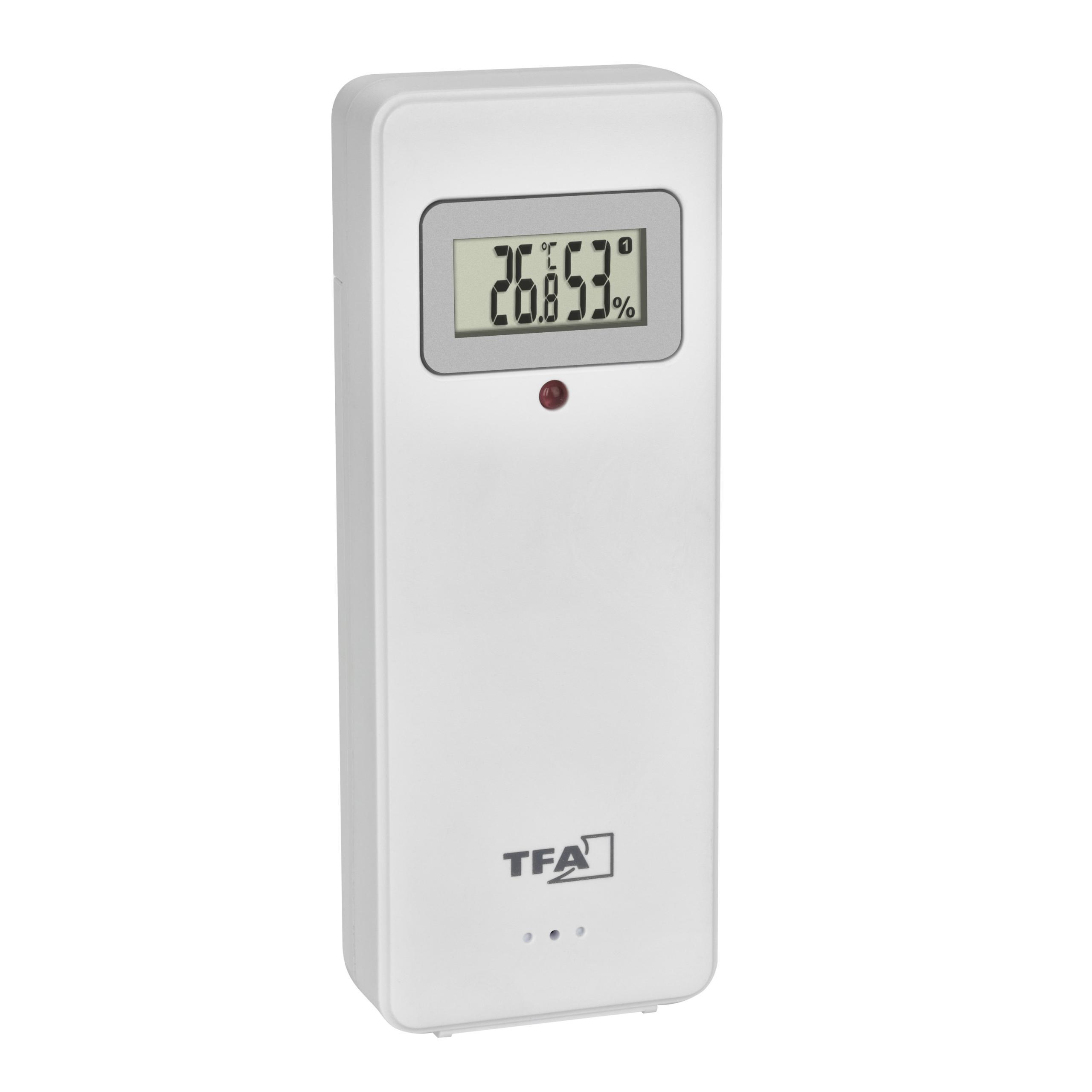 Bezdrátové čidlo teploty a vlhkosti TFA 30.3247.02