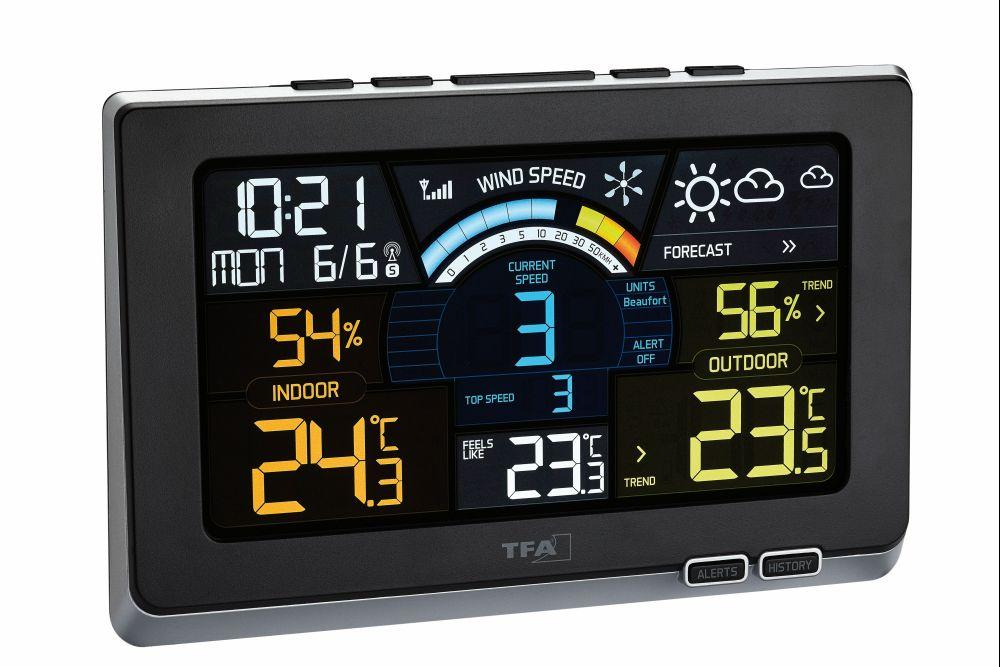Meteorologická stanice TFA 35.1140.01 SPRING BREEZE
