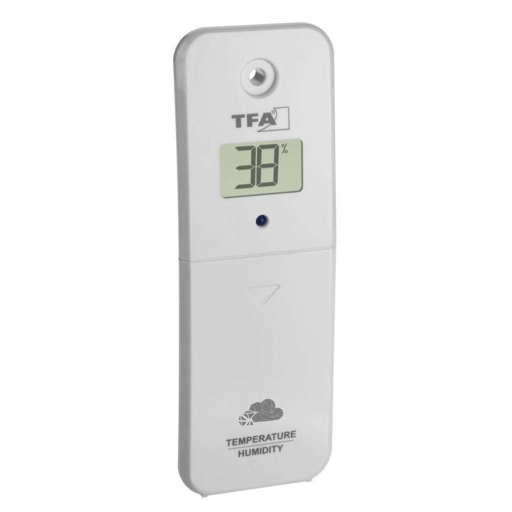 TFA 30.3800.02 - Bezdrátové čidlo teploty/vlhkosti