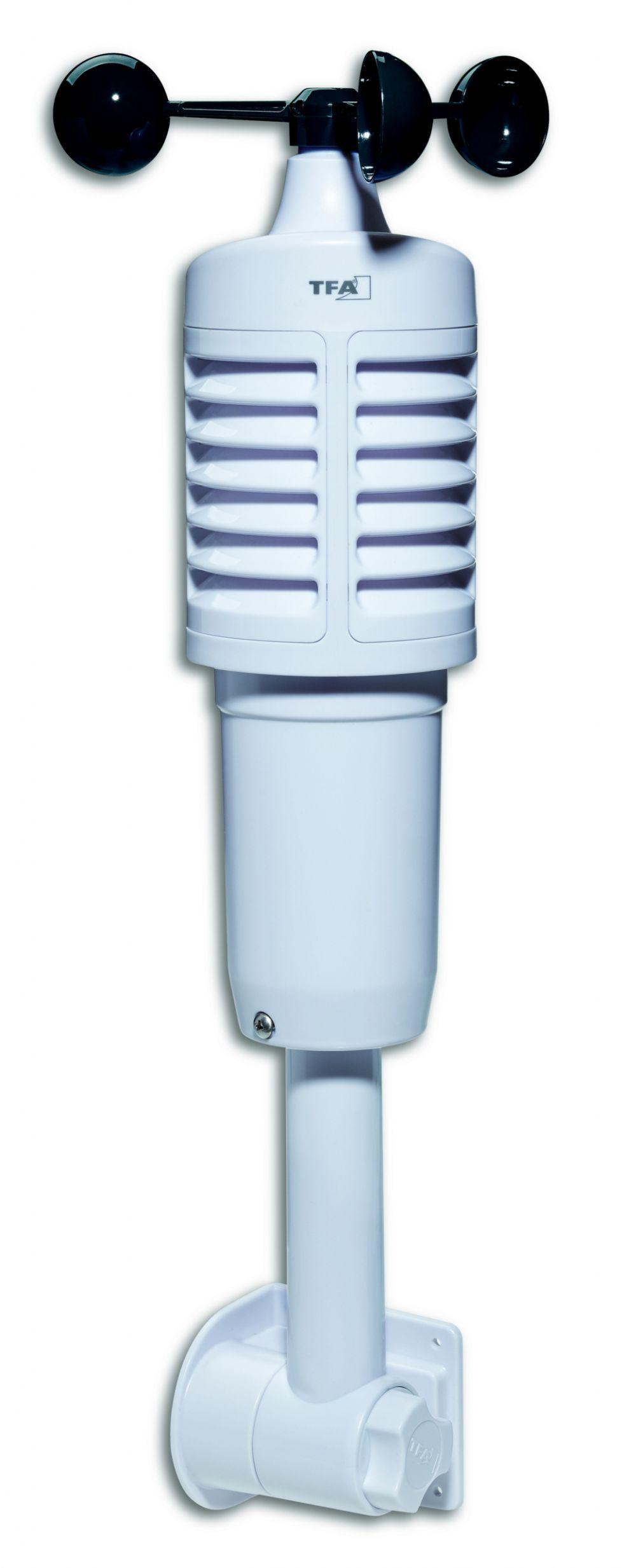 TFA 30.3801.02 - Bezdrátové čidlo rychlosti větru