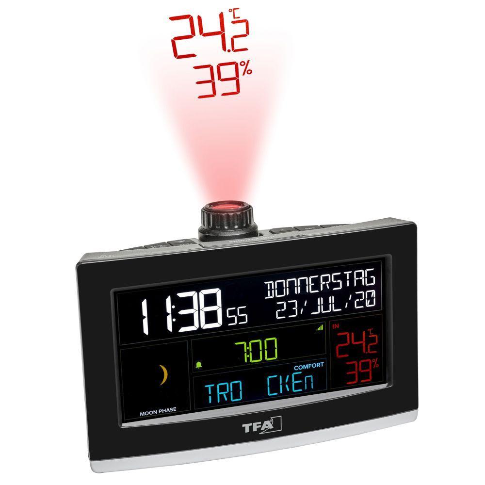 TFA 35.8002.01 - Bezdrátová WiFi meteostanice VIEW SHOW