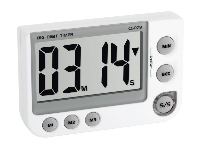 Minutky - časovač a stopky TFA 38.2024