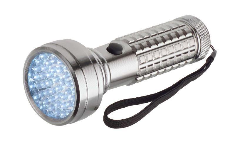 LED- kovová kapesní svítilna TFA 43.2024 LUMATIC STARLIGHT