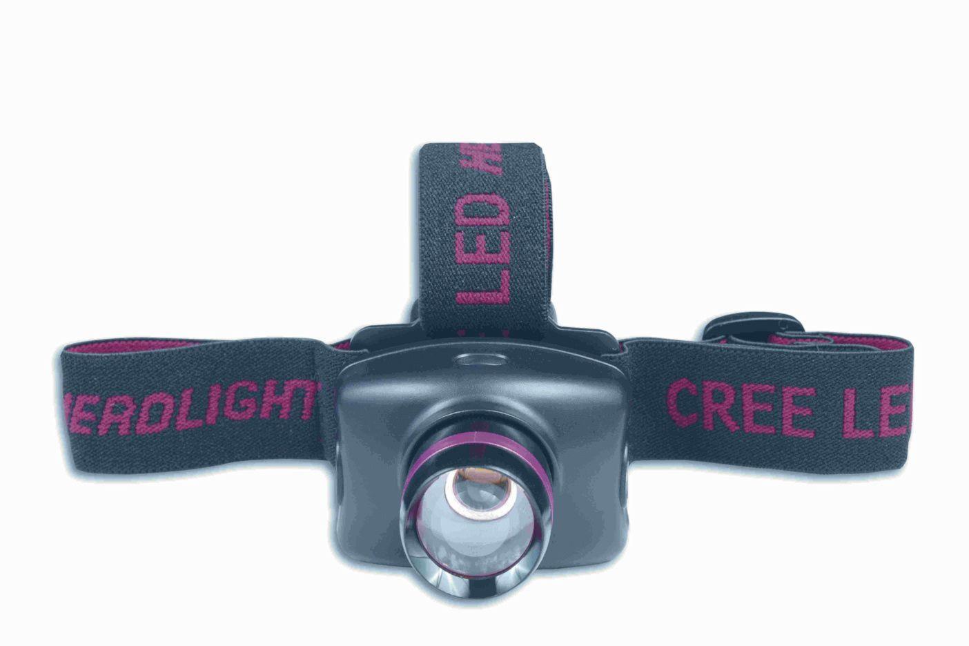 Čelová LED-svítilna TFA 43.2032