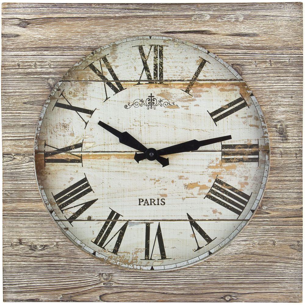 Nástěnné hodiny TFA 60.3030.08 VINTAGE