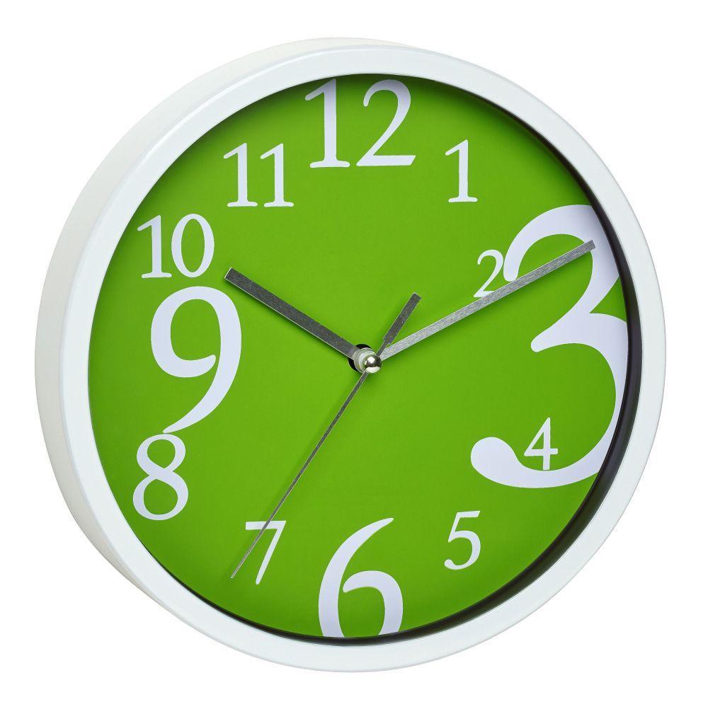 Nástěnné hodiny TFA 60.3034.04 - zelené
