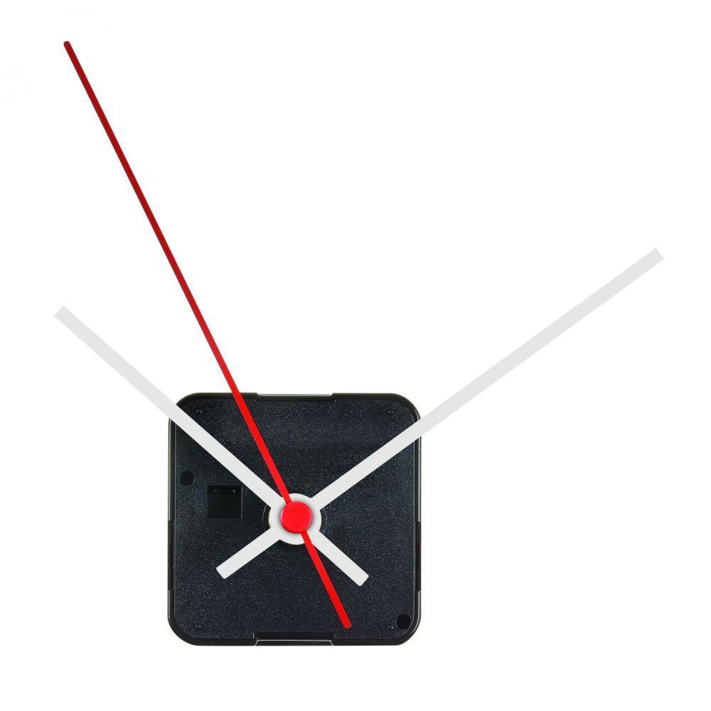 TFA 60.3061.02 - Krystalový hodinový strojek s tichým chodem - ručičky bílé